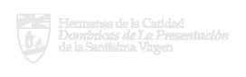 logo hermanas de la caridad dominicas de la Presentación de la santísima virgen