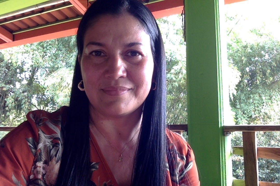 Directora de Turismo de Risaralda, María Sirley Ossa, graduada UCM