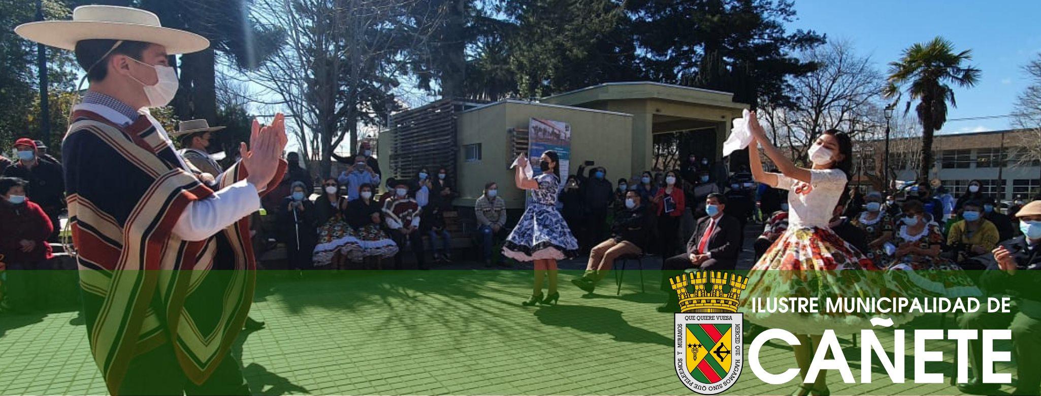 Municipalidad de Cañete Chile, celebra convenio con la Universidad Católica de Manizales