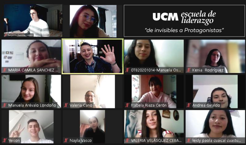 Escuela de Líderes UCM